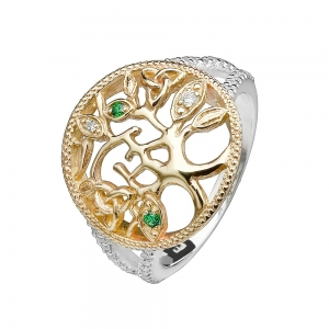 Tree of Life Ring 001